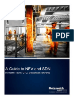 Metaswitch White Paper for NFV & SDN