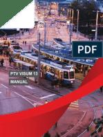 PTVVisum13_Manual.pdf