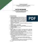 Geo Acte Inscriere Licenta Admitere 2015