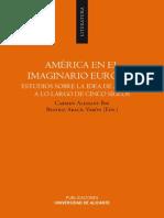 America en El Imaginario Europeo