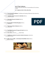 10 Important Books