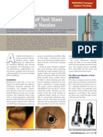 LPC and LPN of Tool Steel Fuel-Injection Nozzles