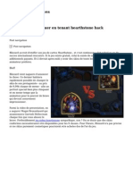Hearthstone Archives