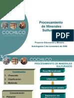 procesamiento minerales