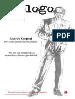 Prólogo-carpani peronismo