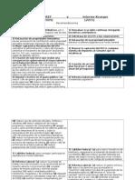 Tabla Comparativa del Informe CAREF (2009) vs. Informe Krueger (2015)
