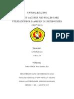 Vaksin Rotavirus dan Pemanfaatan Perawatan Kesehatan Untuk Diare.doc