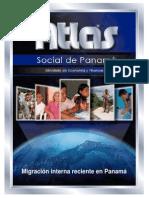 Migracion Interna Reciente en Panamá