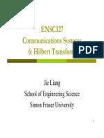 Hilbert Transform