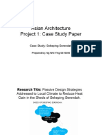 Asian Architecture Project 1