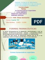 Expo de Farmacologia Grupo Mary Lidia Gime