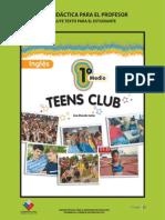 Ingles Profesor Teens Club