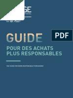 Guide Des Achats Responsables