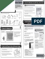 Quick Installation Guide fi-4010CU