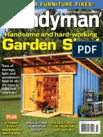 The Family Handyman - August 2015