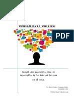 Protocolo de pensamiento crítico