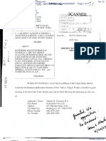 Murphy et al v. Kohlberg Kravis Roberts & Company et al - Document No. 23