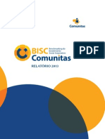 BISC Relatório 2013