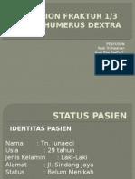 118666767 Malunion Fraktur Humerus