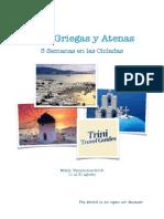 Guia Atenas Islas Griegas