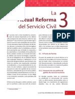 SERVIR - El Servicio Civil Peruano - Cap3