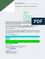 Review Report Eu Anmerican Journal