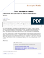 Os Log Process Hadoop PDF