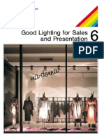 06 Good Lighting for Sales and Presentation