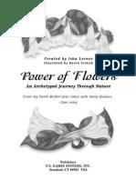 Power Flower Booklet