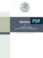 Revista TFJFA Julio- 2015