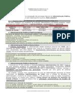 TCU 13 N Bizu Administracao Publica