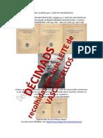 DÉCIMAS recolhidas por J. Leite de Vasconcellos, no CPP