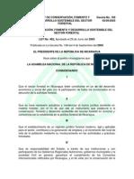 Ley (2003) Ley 462 Conservación y fomento Forestal.pdf