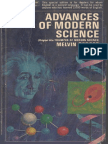 Melvin Berger - Advances of Modern Science