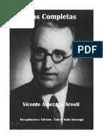 Cronologia de 66 Paginas Obras y Hechos Vicente Amezaga
