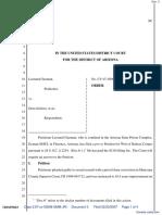 Guzman v. Schriro et al - Document No. 3