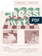 Chess Mate - January 1983