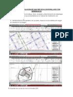 Manual de Simulacion de Una Red de Alcantarillado Con Sewercad 8i