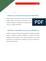 Misión de La Universidad Nacional de Chimborazo