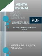 Presentacion Venta Personal