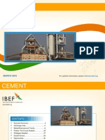 Cement March 2015