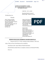 Roehm v. Wal-Mart Stores, Incorporated - Document No. 7
