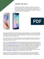 Il Miglior Telefono Android - Htc One X