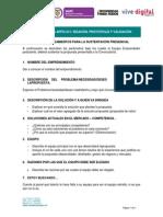 Anexo 3 - Lineamientos de Sustentación