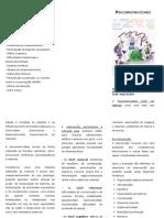 panfleto PSICOMOTRICIDADE