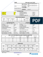 Chiller Tonillo Daikin WGS190A_Technical Data Sheet