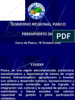 Proyecto Pasco