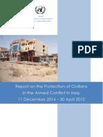 150713-Rapport Sur La Protection Des Civils Dans Le Conflit Armé en Irak-manui-hcdh-30-Avril