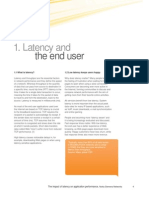 Latency White Paper