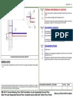 Masonry External Wall Insulation Illustrations